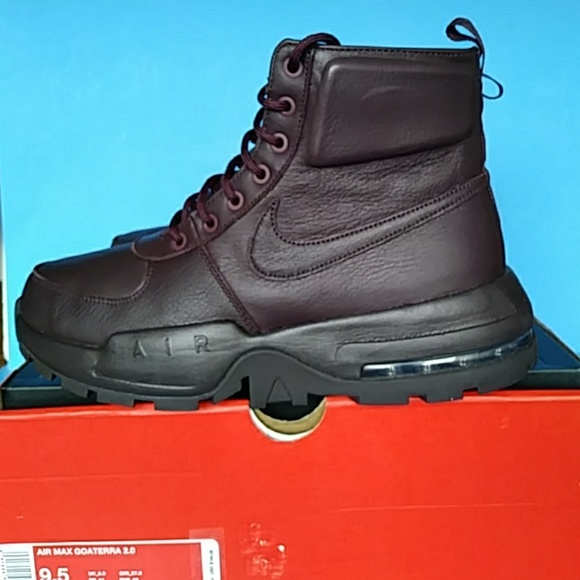 59c93207f4 NIKE Shoes | Brand New Leather Air Max Boots | Poshmark